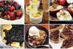 Dessert Fruits et Gateaux
