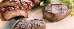 filet de viande grillées